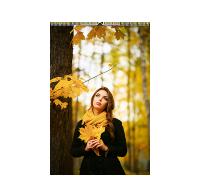 Календарь перекидной настенный А4 с вашими фото