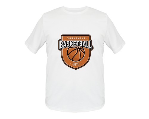 Футболка Баскетбол BA-17V