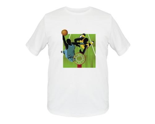 Футболка Баскетбол BA-32V