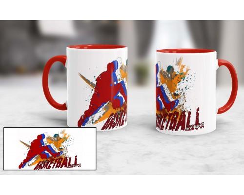 Кружка Баскетбол BA-03
