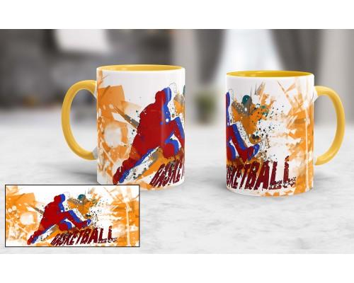 Кружка Баскетбол BA-04