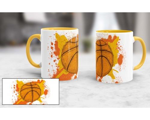 Кружка Баскетбол BA-15