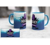 Кружка Хоккей HO-06