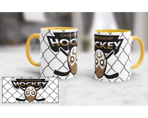 Кружка Хоккей HO-16