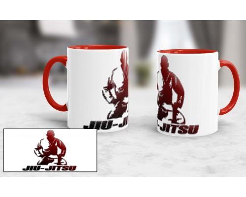 Кружка Джиу-джитсу JI-01