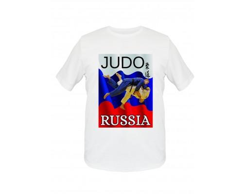 Футболка Дзюдо JU-27V