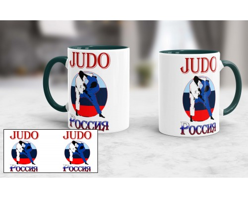 Кружка Дзюдо JU-01