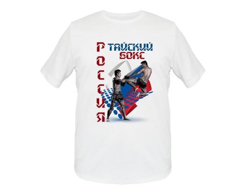 Футболка Муай тай MT-11V