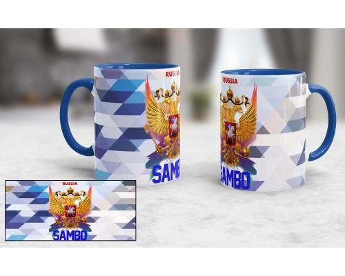 Кружка Самбо SA-06