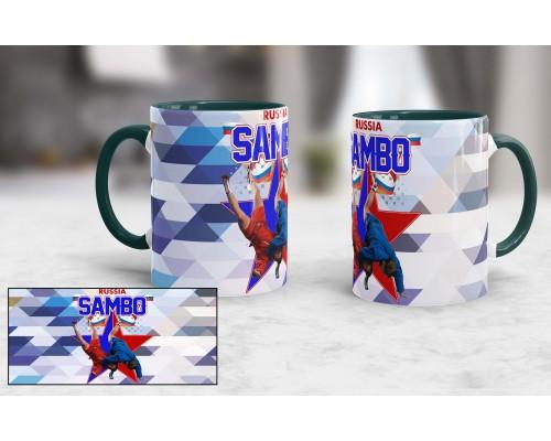 Кружка Самбо SA-07