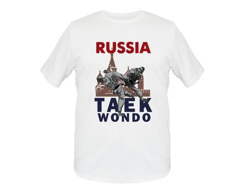 Футболка Таэквондо TA-04V