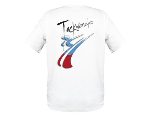 Футболка Таэквондо TA-05V