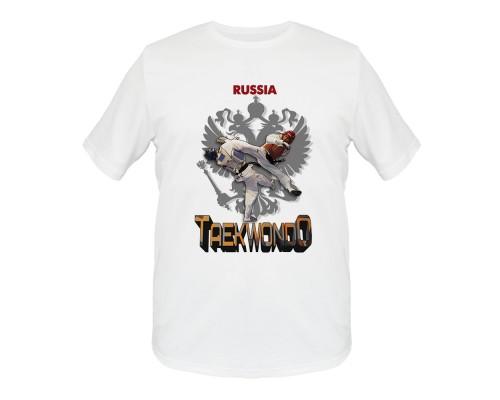 Футболка Таэквондо TA-12V